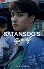 ʚ Satansoo's (Kyungsoo)Type Of by ValeKkaebsong