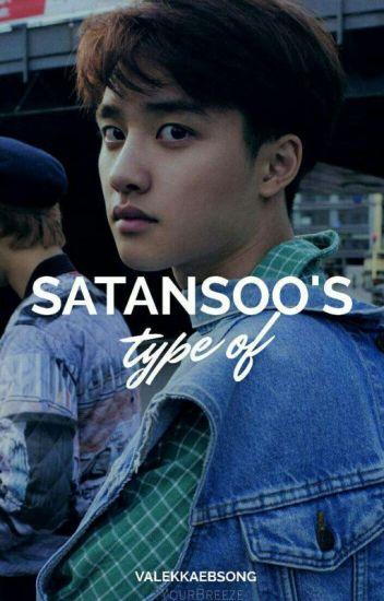 ʚ Satansoo's (Kyungsoo)Type Of