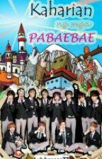 EXO FF: KAHARIAN NG MGA PABAEBAE(boyxboy) by Luhanot