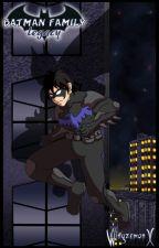 [Batman] Batman Family: Legacy by WingzemonX