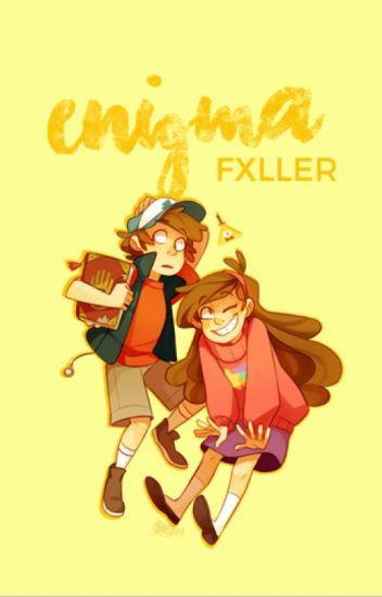 Enigma (Dipper x Reader)
