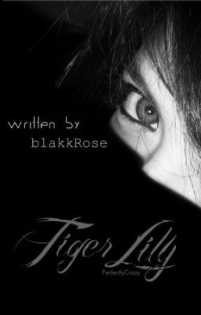 Tiger lily by blakkRose