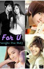 For U by JE_Rain