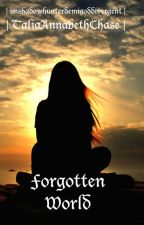 Forgotten World (A TMI FanFiction) by TaliaAnnabethChase