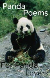 Panda Poems by Bestesy