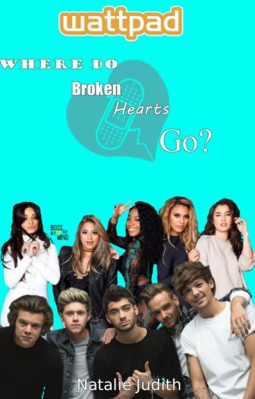 Where Do Broken Hearts Go? (5H, 1D,  Edward Sheeran Y Meghan Trainor)