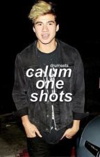 calum one shots by drumsets
