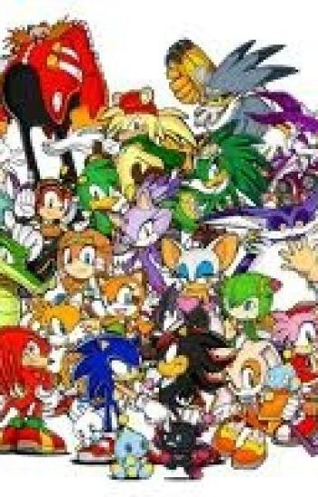 Ages Of All Sonic Characters Devilpersona118 Wattpad