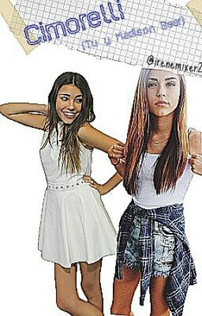 cimorelli ( tu y Madison beer)  by misswolf2