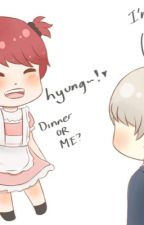 [Trans] [Yoonmin] Hyung! Are you jealous? by Harleynn_Lih