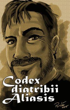 Codex diatribii Aliasis by SGallay