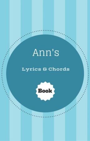 Song Lyrics & Chords Book :)) - Need You Now - Taylor Swift