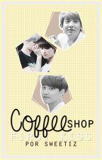 First Kiss: Coffee Shop by sweetiz