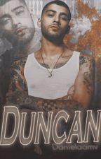 Duncan. by Danielaamv