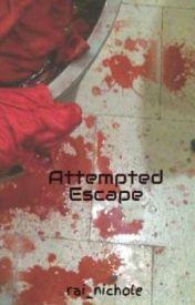 Attempted Escape by rai_nichole