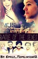 Battle of the Sexes (1D fanfic) by Emyrose17