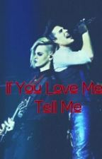 If You Love Me, Tell Me ×Adommy× by talking-tothe-moon
