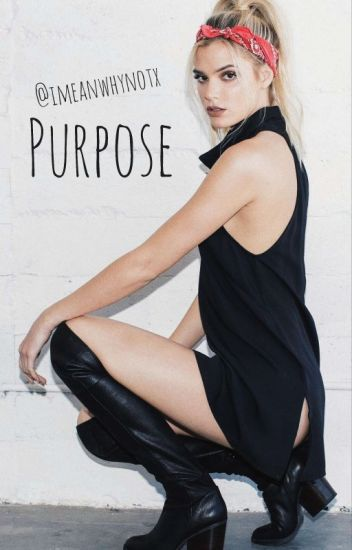 purpose // jb