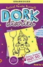 Dork diaries tales from not so popular party girl by bunkinelogen