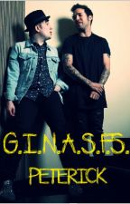 G.I.N.A.S.F.S // Peterick by cazzyfuzzball