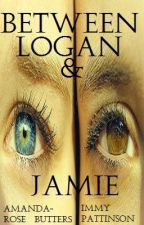Between Logan and Jamie [co-written] by Immlaaarr