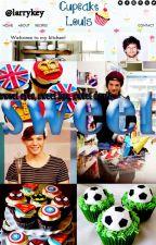 Sweet ☆ Larry Stylison ☆ AU! by larrykey
