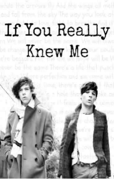 if you really knew me If you really knew me, would you still like me has 17 ratings and 1 review thegirlwiththeheartshapedglasses said: i dont know what to saybut it didnt.