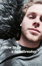 how to be a heartbreaker + Cake by -pizzaboi