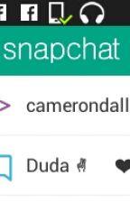 Visualização do Cameron - história real by CamHeart