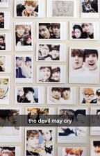 the devil may cry➸taeseok au by imhyuwsik
