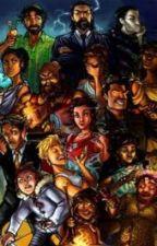 Pjo/Hoo characters x readers by ChelseaAresKid