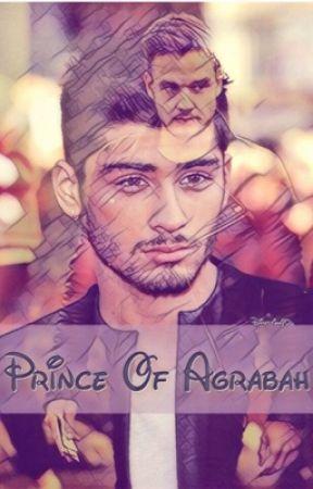 Prince Of Agrabah// ziam au by DirectionY0u