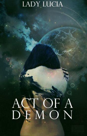 Act of a Demon [The Dark Bloods - Book II]