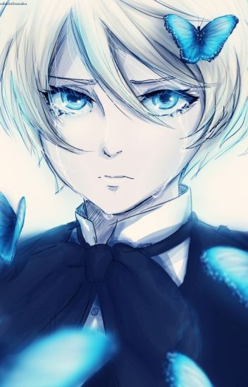 Abused Blue Eyes (Black Butler Fanfic/Alois Love Story)