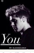 You: nh au by blacknailsnjh