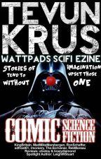TK21: Comic Science Fiction by Ooorah
