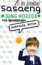 Sasaeng || HoSeok ✔ by JeonDae
