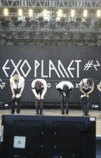 EXO  COUPLE by KimJezYena