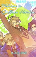 Welcome To Gakkuen Hetalia by M-A-S-ROWE