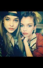 İki Kızın efsane maceraları by tumblrimsiyazar