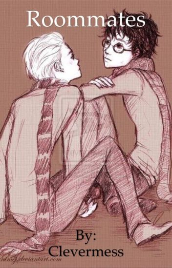 Roommates (A Drarry Fanfiction) (BoyxBoy) (Book 1 of Roommates)