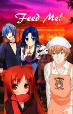 feed me! [Satoshi Isshiki x Reader] by OnexHellxOfxAxGirlx