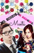 Mr. Genius Meets Ms. Badgirl [ON-HOLD] by dumbxangel