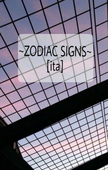 zodiac signs (ita)