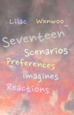 Seventeen Scenerios, Preferences, Imagines and Reactions by wxnwoo_