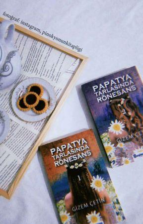 Papatya Tarlasında Rönesans   RAFLARDA by acimatriyarka