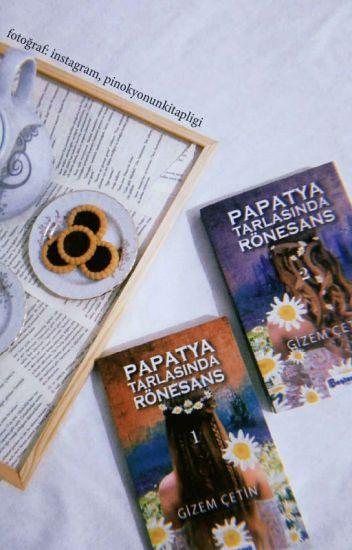 Papatya Tarlasında Rönesans | Yaklaşık 40 Gün İçerisinde RAFLARDA
