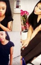Nicki minaj adopts child by CharChar_Minaj