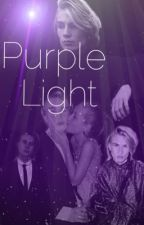 Purple Light by SophiaNordahl