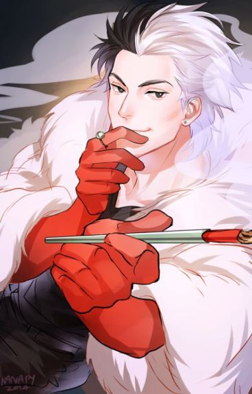 Male!Cruella De Vil X Male!Child!Reader ~ Running